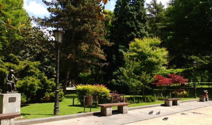 Parque San Francisco - Oviedo