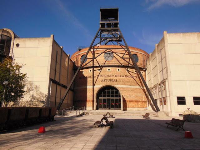 museo mineria industria de Asturias