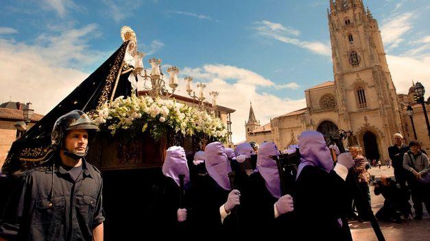Semana Santa Oviedo