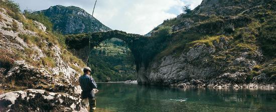 Asturias: paraíso de la pesca