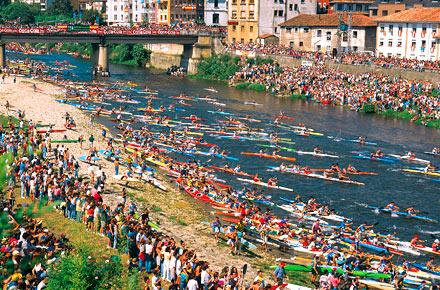Fiesta de Les Piragues