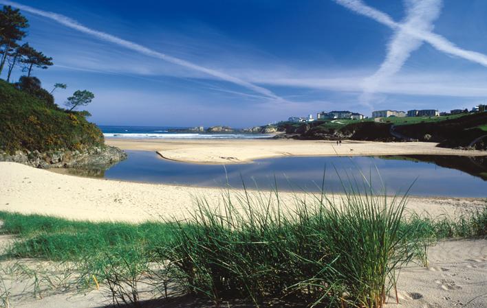Playas con Bandera Azul Asturias