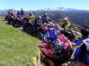 quad asturias