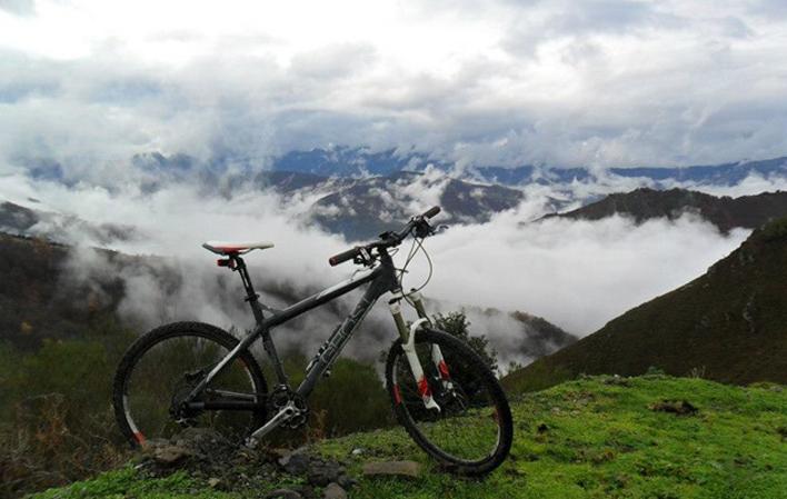 rutas BTT asturias