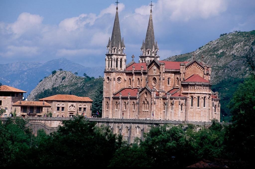 Rutas de peregrinación a Covadonga