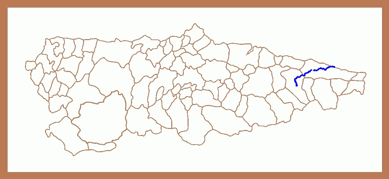 Camín del Oriente (de Llanes a Covadonga)