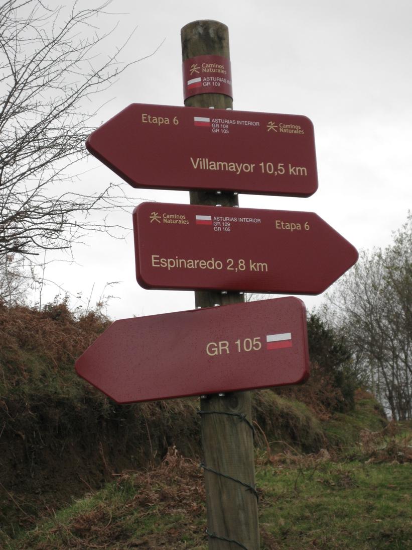 ruta de las peregrinaciones