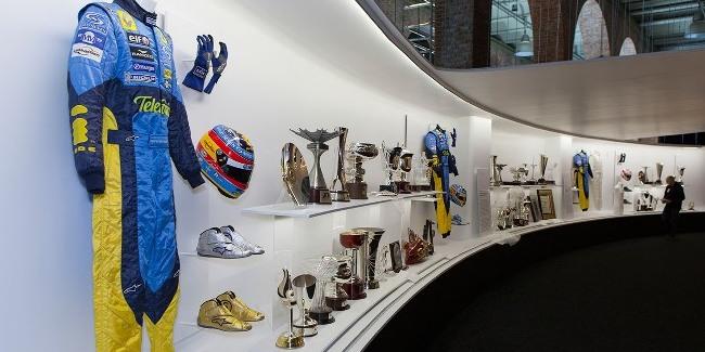 Museo y circuito Fernando Alonso