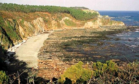 Playa Cambaredo (El Franco)