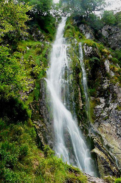 Cascada Tabayon del Mongayu