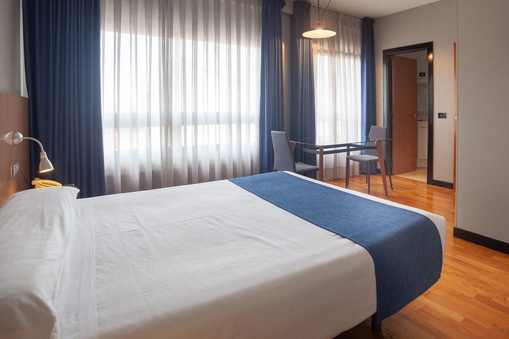 Estudio principal Aparthotel Campus Oviedo