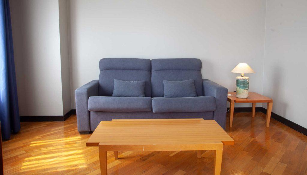 Sofa Cama Apartamento Aparthotel Campus Oviedo