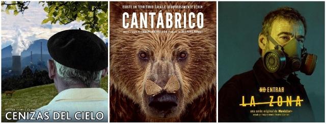 Películas, series y documentales rodados en Asturias